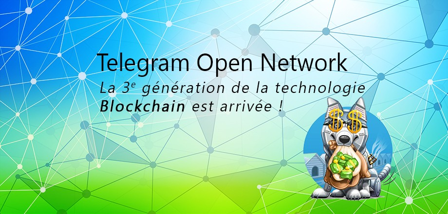 Telegram Open Network, French